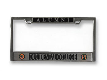 "Best Quality Oxy License Frame ""Alumni"""