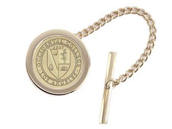 Tie Tac With Occidental College Seal