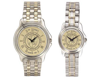 Watch Oxy Mens & Womens Two Tone Rolled Link
