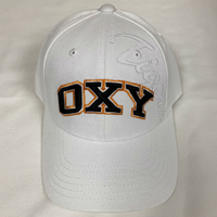 HAT OXY GHOSTED TIGERS
