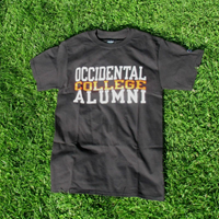 T-Shirt Black Alumni Stacked