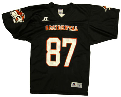 Occidental Football Jersey