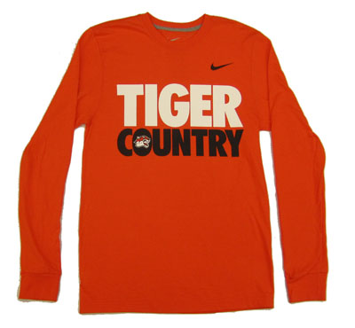 Nike Sport Shirt t Shirt Long Sleeve Nike Tiger
