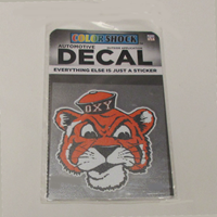 Sticker Oxy Oswald Tiger Head