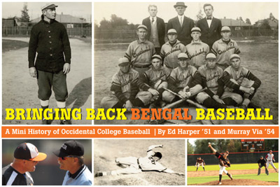 Bringing Back Bengal Baseball
