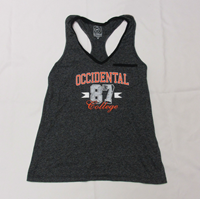 Ladies Tank Racerback Occ 87 College