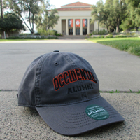 Occidental Alumni Vintage-Inspired Hat