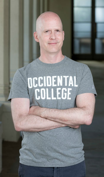 T-Shirt Basic Tee Occidental College