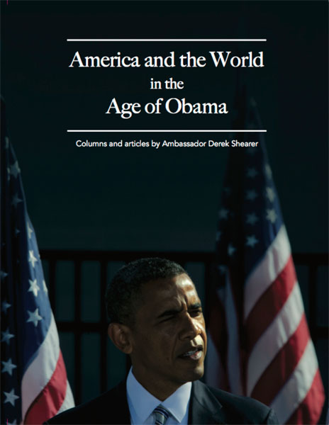 American And The World In The Age Of Obama (SKU 1178734126)