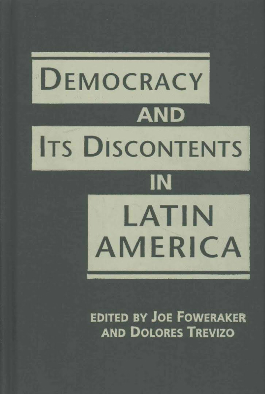 Democracy And Its Discontents (SKU 1179012926)