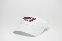 Visor Embroidered Occidental College Adjustable