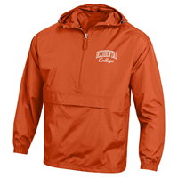 PULL-OVER PACK N GO 1/4 ZIP JACKET