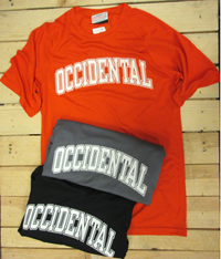 Moisture Management Tee With Occidental