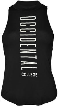 Tank High Neck Vertical Occidental Colleg