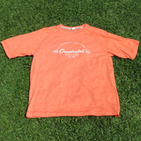 T-Shirt Los Angeles Occidental College Est 1887 Orange