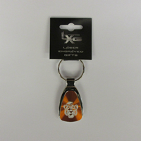 KEY CHAIN OSWALD TEARDROP