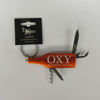 KEY CHAIN OXY BOTTLE SHAPED MULTITOOL