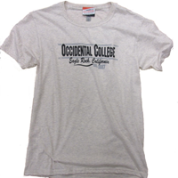 T-Shirt Retro Occidental College Eagle Rock, California