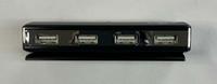 4-PORT USB 2.0 ALUMNIMUM HUB