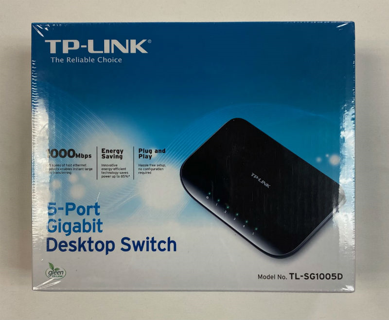 Tp-Link 5 Port Gigabit Desktop Switch (SKU 1173329439)