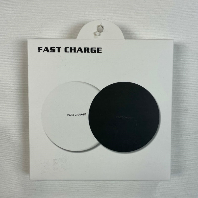 FAST CHARGE PAD BLACK<br>Smartphones which support fast wireless charging (SKU 1181877939)