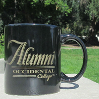 Mug Alumni Occidental College